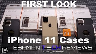 First look Apple iPhone 11 Pro Max Cases from Spigen