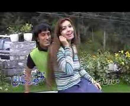 """Pashto Song from film """"TAQDEER"""" sweet """"Seher Khan"""""""