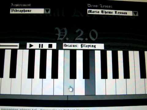 Jogos de tocar piano