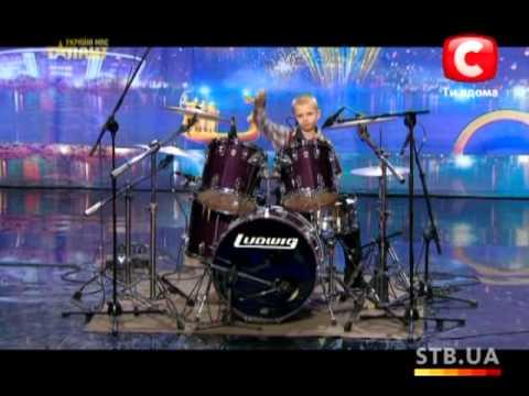 Даниил Варфоломеев«Україна має талант-5» Кастинг в Днепропетровске