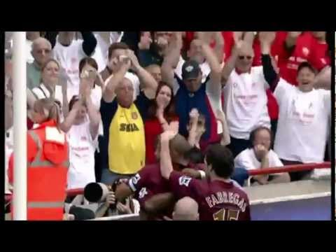 The Greatest Ever Arsenal Player - Thierry Henry video