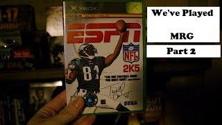 We've Played - ESPN NFL 2k5 - Xbox - Part 2