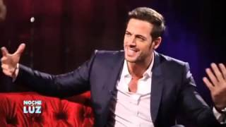 P #1 - Entrevista de William Levy @willylevy29 con Luz Garcia en NocheDeLuz