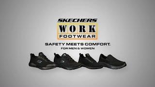 Download Lagu Skechers WORK:  Safety Meets Comfort commercial Gratis STAFABAND