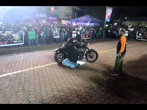 Loudest Bike in Kochi Competition