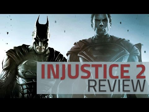 Injustice 2 Review   The Dark Knight or Batman V Superman?