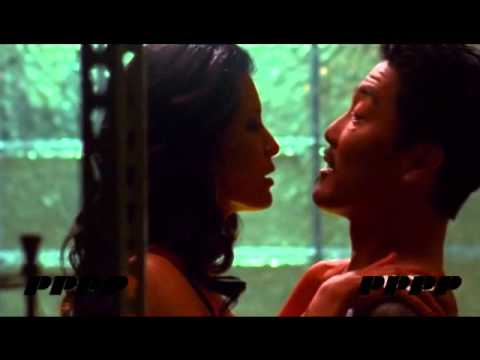 Kelly Hu Kisses In Plain Sight..wmv video
