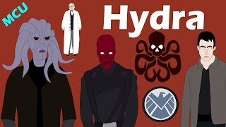 Marvel Cinematic Universe: Hydra (Complete - Spoilers)