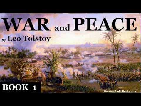 WAR AND PEACE by Leo Tolstoy - FULL Audio Book | Greatest Audio Books (BOOK 1)