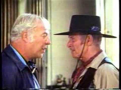 Lee Van Cleef in Midas Muffler Commercial