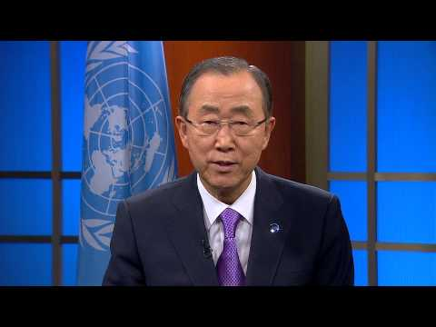 UNSG Ban Ki-moon's message to the 8th General Assembly of the ICAPP (Sep. 19, 2014)