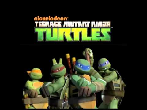 Nickelodeon's Teenage Mutant Ninja Turtles End Credits Theme (Download Link in Description!)
