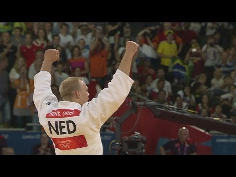 Judo Men -100 kg Final - Bronze Medal - Netherlands v Korea Replay -- London 2012 Olympic Games Image 1