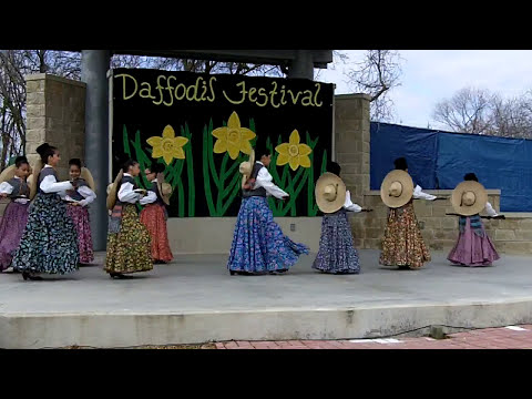 Las Adelitas (The Revolution of 1910) - performed by Round Rock Ballet Folklorico