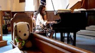 Lucysk Piano Concert 2009 Mov
