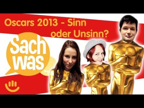 Oscars 2013: Sinn oder Unsinn? - Sach was