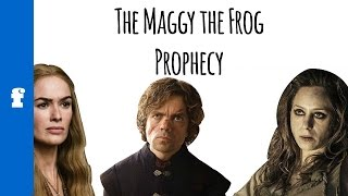 The Maggy the Frog Prophecy: Who Is the Valonqar? [ASOIAF Books|GOT Seasons 1-5 SPOILERS]