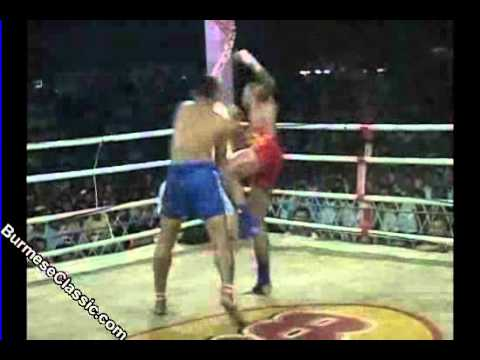 Win Tun (myanmar) VS Larchi Leik (Thai)