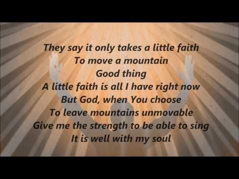 MercyMe – Even If (Lyrics)