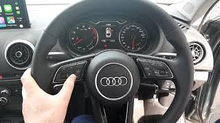 191D29522 - 2019 Audi A3 1.0 TFSI 116 S-T SE PRICE NEW 39,745 SAVE 3,995 31...