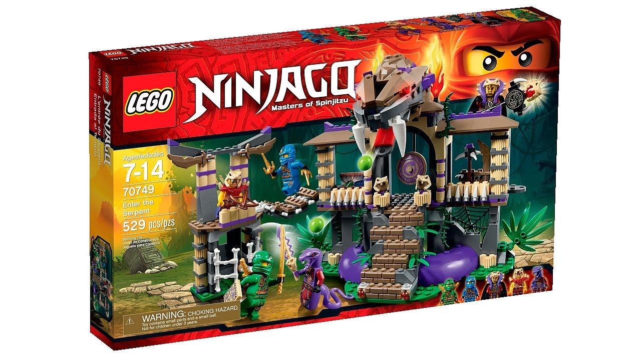 Lego ninjago 2015 sets pictures youtube - Lego ninjago 4 ...