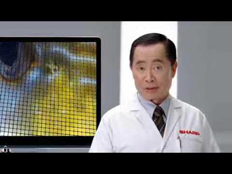 Sharp AQUOS Quattron QUAD Pixel Technology (Subtitulos en Español)