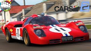 PROJECT CARS 2 - Ferrari 512 S CL @ Le Mans (Classic 24h) - Le Mans Pack- Let's Play Project CARS 2