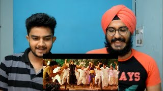 Ringa Ringa Song REACTION  | Allu Arjun | Devi Sri Prasad