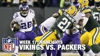 Vikings vs. Packers | Week 17 Highlights | NFL