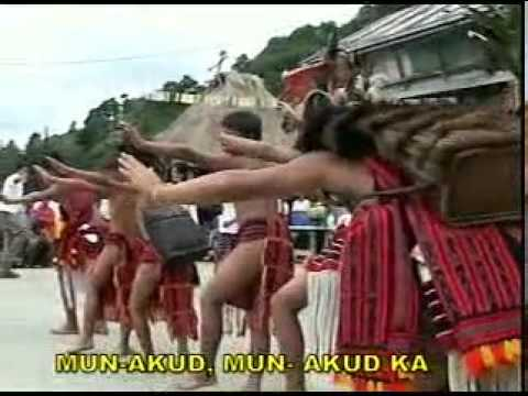 Ifugao Folk Song  itetem By Joel Tingbaoen The Great video