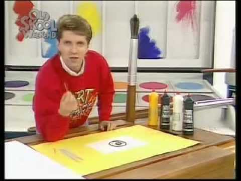 Old Art Attack Art Attack First Episode