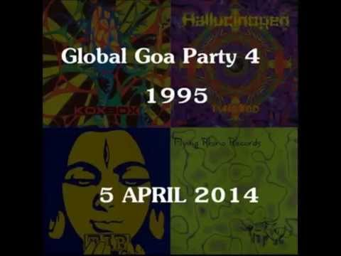 Dj Solitare - Global Goa Party 4,1995: Up, Up, And Away video