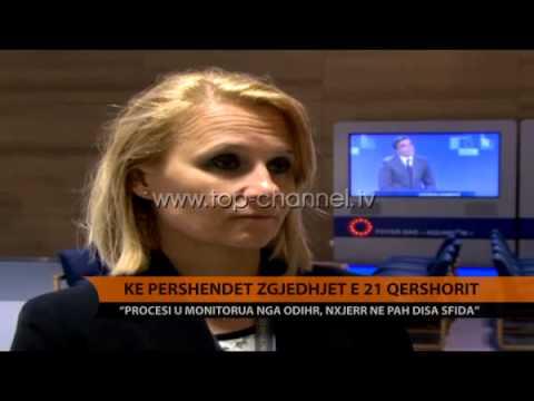 KE përshëndet zgjedhjet e 21 qershorit - Top Channel Albania - News - Lajme