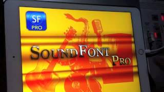 TUTORIAL REVIEW MUSIC STUDIO BISMARK Y SOUNDFONT PRO grupo tripulacion