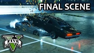 GTA V - Fast and Furious 7 Final Battle Scene [Dom vs Shaw]