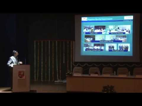Prayojan - Operations Conclave 2013 -  Lecture 1