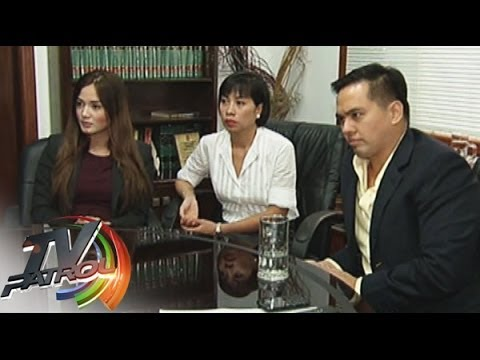 Deniece Cornejo & Cedric Lee exclusive interview on TV Patrol