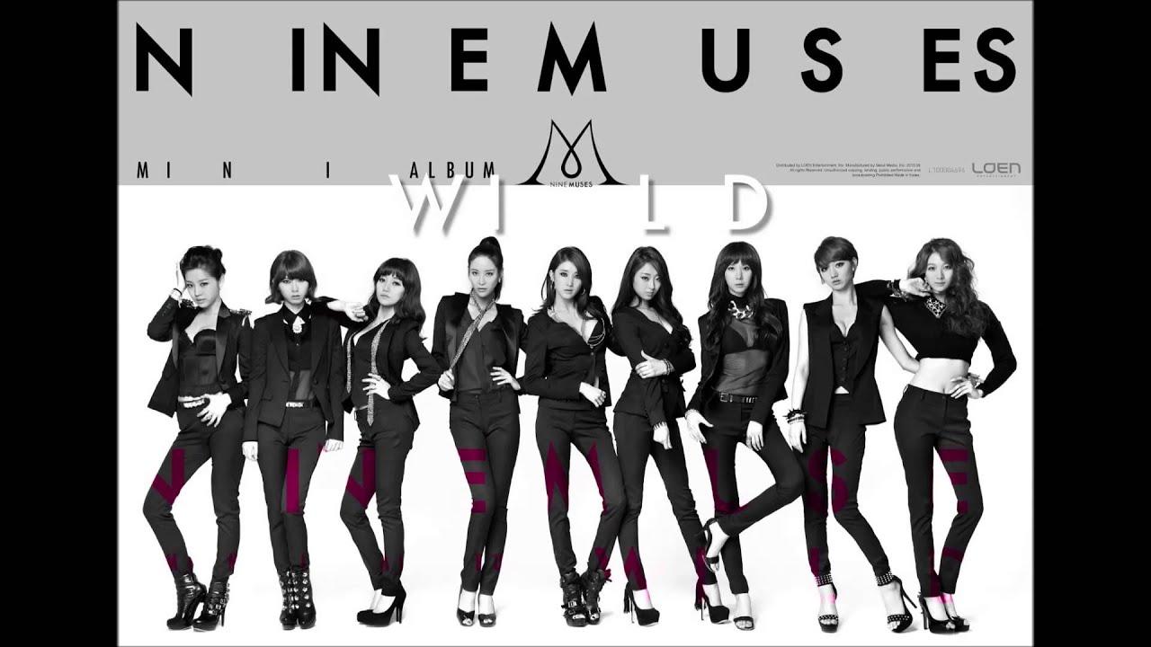 Muses Wild Nine Muses Wild Ringtone