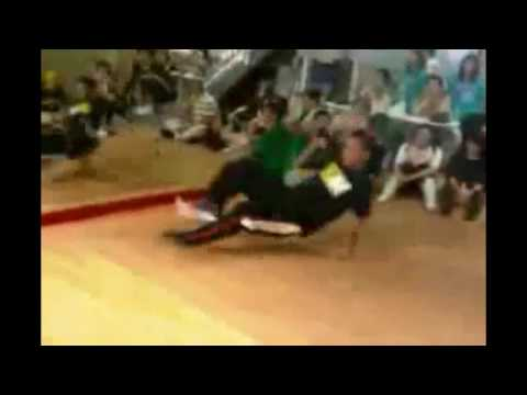 BBoy Juju and BBoy Ryoma Tricks Combos Trailer 2010