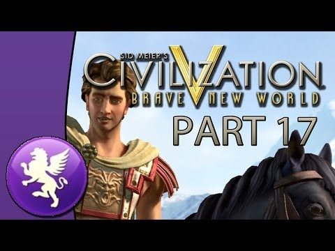 Let's Play Civilization 5: Brave New World - Venice - Part 17: Declaration of War