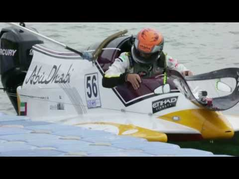 Abu Dhabi Marine Sports Club Present F4 Race Liuzhou, China 2013