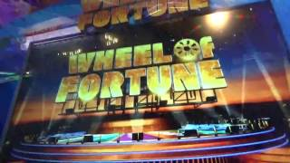 Wheel of Fortune Arcade Game