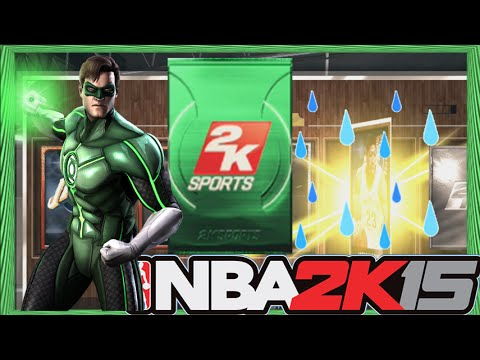 NBA 2k15 PS4 MyTEAM Pack Opening - OH MY GOD! THE GREEN PACK...