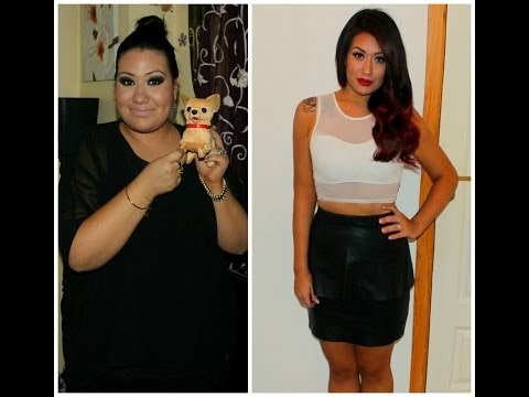 My Weight Loss Transformation - before and after pictures ( 161 Pounds in 12 Months )