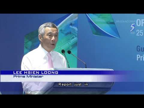 Singapore opens first LNG terminal, plans for second terminal in pipeline - 25Feb2014