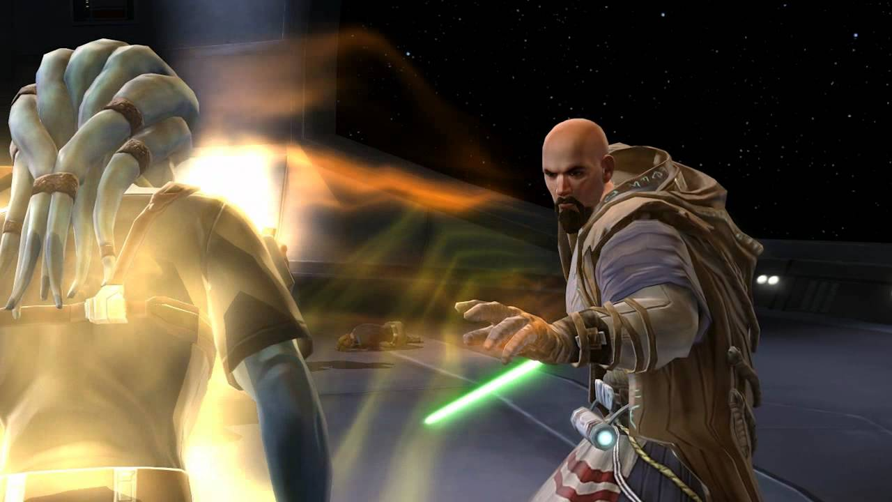 Star wars the old republic classes the jedi for Who is a consular