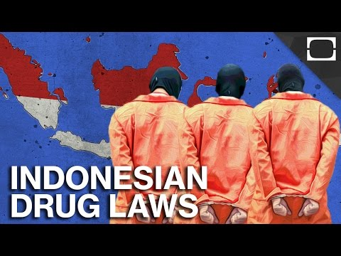 Why You Shouldn't Smuggle Drugs In Indonesia