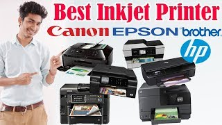 Best Inkjet Printer? Which Printer Is Right For You हिन्दी में जाने