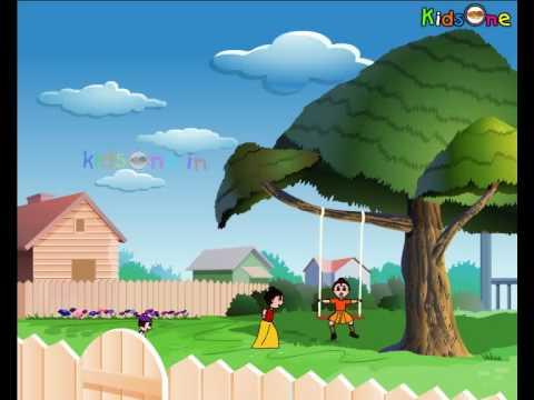 Jhula Jhulo || Animated Nursery Rhymes video