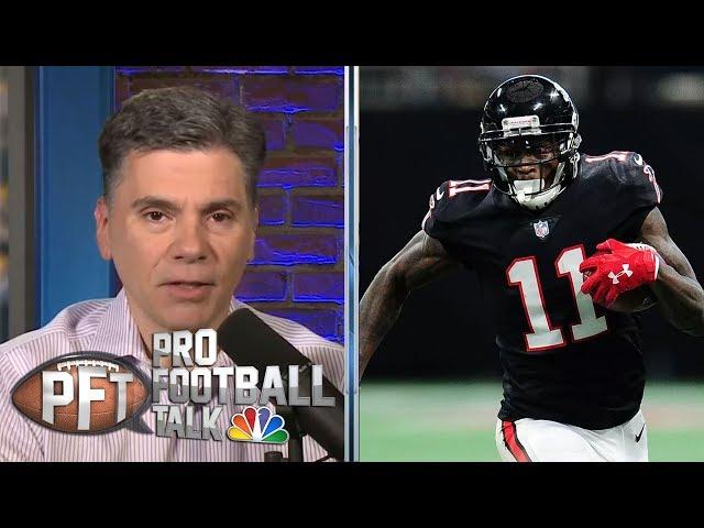 PFT Overtime CBA talks stall, Julio Jones39 extension  Pro Football Talk  NBC Sports